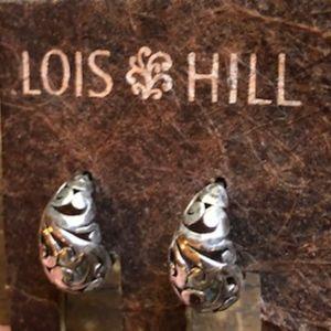 Sterling Silver Filigree Earrings *NEW*